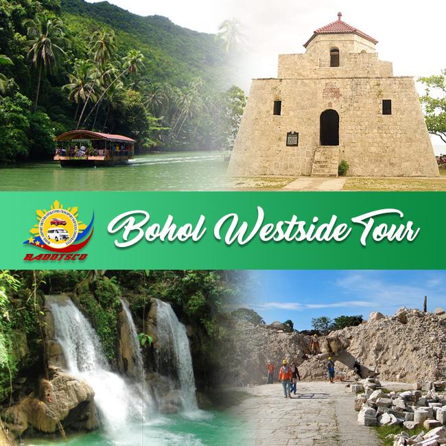 bohol westside tour
